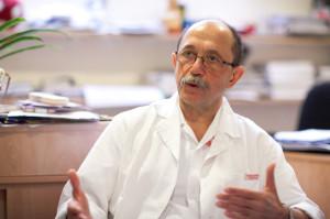 Dr. Kovács Lajos, pulmonológus