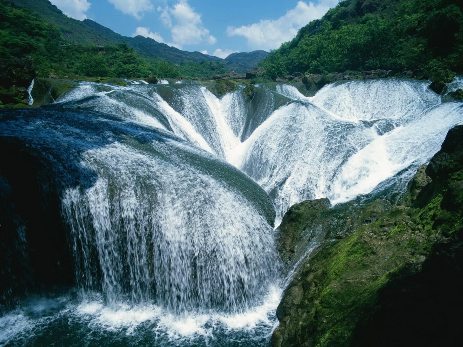 Pearl Shoal-vízesés