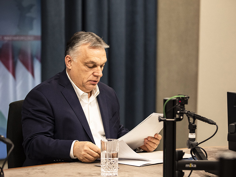 Nyugdíjprémium - Orbán Viktor: Mindenki egységesen 80 ezer forint nyugdíjprémiumot kap novemberben