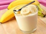 Banán joghurttal