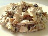 Joghurtos-fokhagymás csirkemell