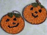 Egyszerű kézműves ötletek Halloweenra