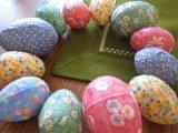 Húsvéti ajtódísz - gyerekekkel is elkészíthető