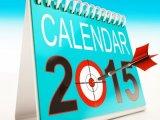 2015 - Hosszú hétvégék, munkaszüneti napok