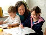 6 játékos fejlesztő gyakorlat, iskolába készülő gyerekeknek