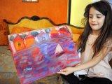 Magyar óvodás kislány képeit állították ki Párizsban! Több ezer jelentkező közül figyeltek fel a tehetséges gyermekre