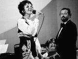 Elhunyt Harangozó Teri énekesnő - 72 éves volt