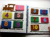 Fejleszti a kisgyermek kézügyességét, matematikai képességeit és a koncentrációt - Így készül a foglalkoztató textilkönyv házilag