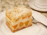 Barackos lepény vaníliás krémmel - Könnyű, nyári gyümölcsös sütemény recept