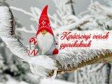 Karácsonyi versek gyerekeknek - 6 kedves gyermekvers a karácsonyról