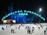 Jégpályák Éjszakája 2018 - 21 jégpálya Budapesten és vidéken, ahol akár ingyen is korcsolyázhatsz január 20-án