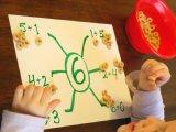 Számolást fejlesztő játékok házilag! 15 egyszerűen elkészíthető játék a gyereknek, a számok, számolás gyakorlására