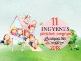 Pünkösdi programok 2018: 11 szuper, ingyenes családi program Budapesten és vidéken az egész családnak