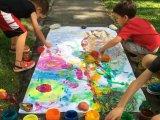 Így fess lufival színes képeket! - Pofonegyszerű kreatív játék gyerekeknek, amihez csak lufi és vízfesték kell