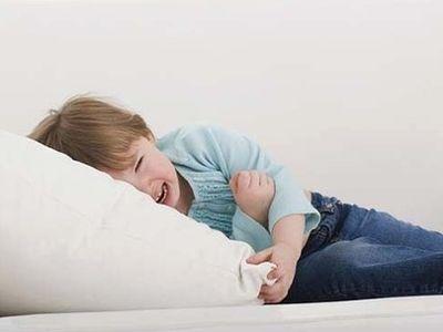 Hasfájás csecsemő- és gyermekkorban
