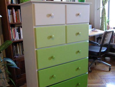 Így készíts régi, megunt bútorból gyönyörű gyerekbútort!