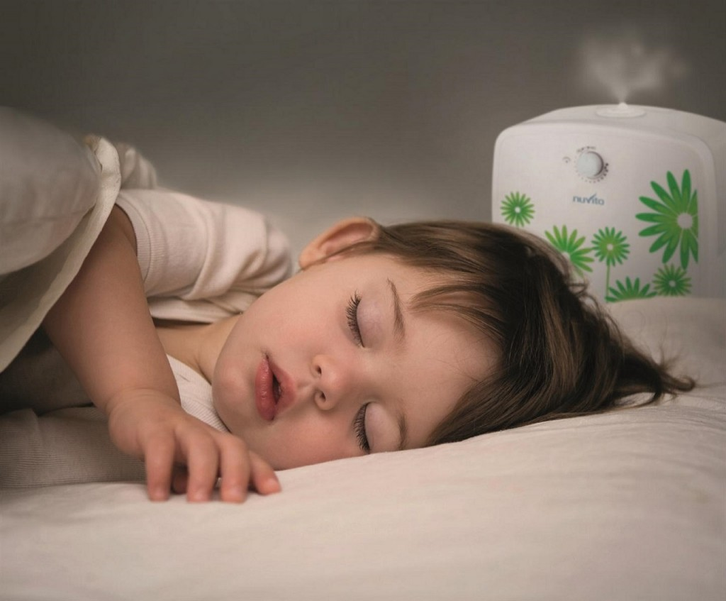 Ezért muszáj párásítani a csecsemők és gyermekek szobájában