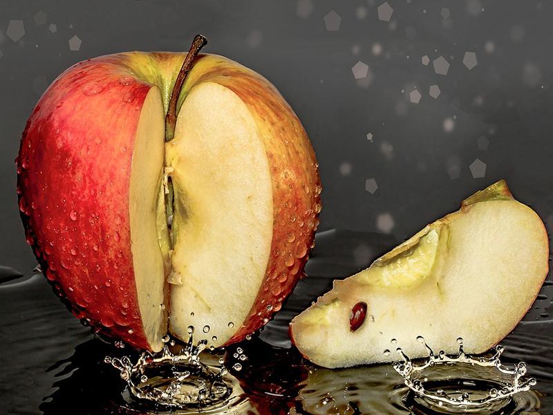 bakteriális rák az almában a májrák az