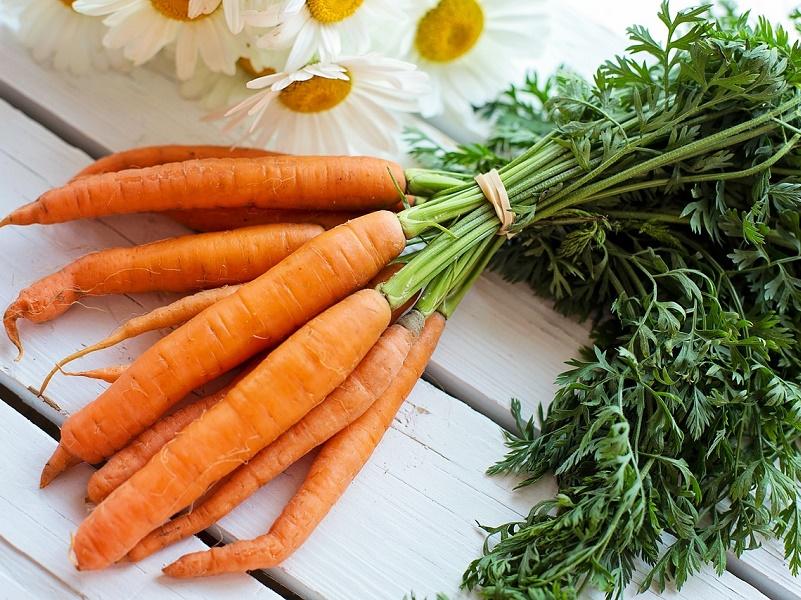 12 betegség, amin segít a sárgarépa - Akár nyersen, akár főzve fogyasztod