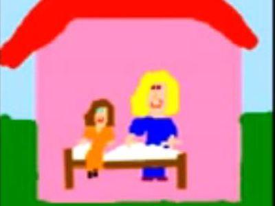 Lencsilány - Icipici kis mese (videó és dalszöveg)