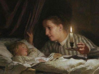 Tandari Éva: Szólj még Mama… - Vers