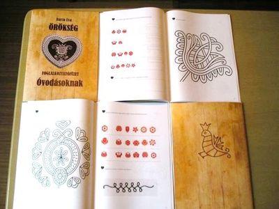 Gyönyörű magyar kifestőkönyv nagycsoportos óvodásoknak - hogy könnyebben menjen a betűírás