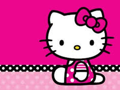 Kifestők, nyomtatható színezők kislányoknak: 10 aranyos Hello Kitty színező