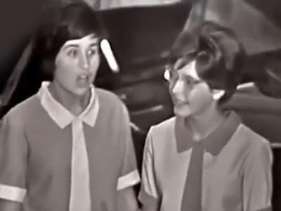 Koncz Zsuzsa: Nagymami - Elhangzott az 1962-es Ki mit tud?-on