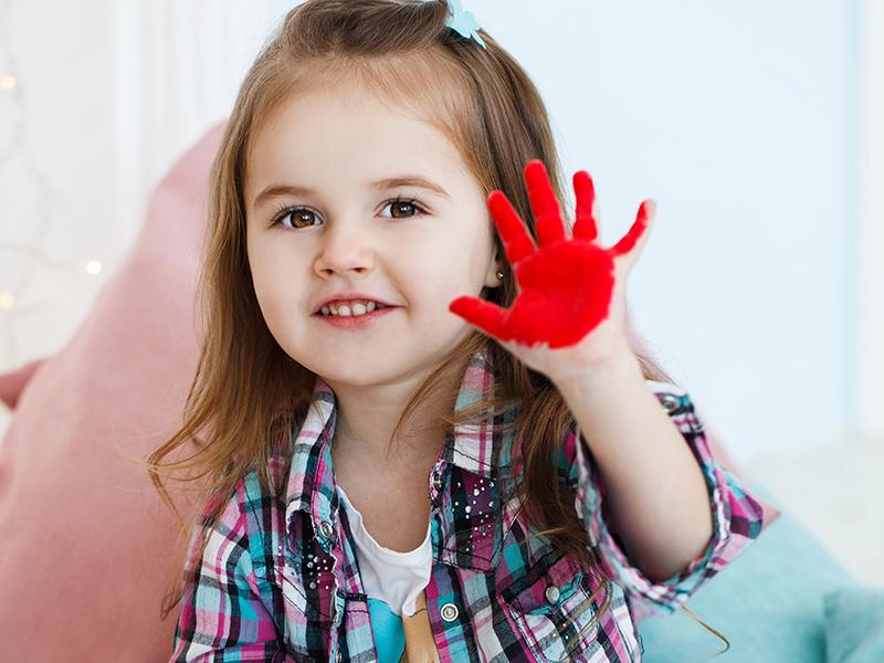 Mit csinál a kis kezem? - Egyszerű, de hatékony fejlesztő játék ovisoknak, hogy jobban menjen majd az írás az iskolában