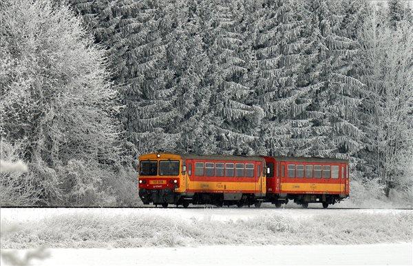 20 meseszép téli fotó Magyarországról! Így néznek ki a behavazott tájak, városok, tavak