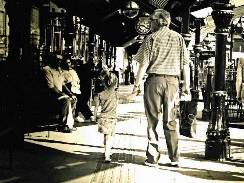 11 ok, amiért nem jó ötlet a nagypapával bevásárlókörútra menni - Vicces történet
