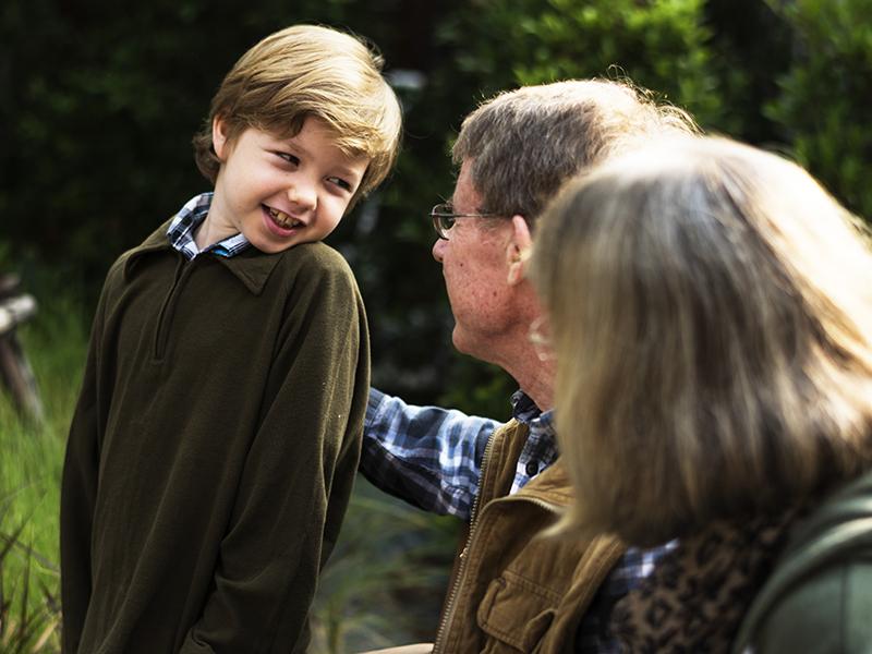 7 fontos dolog, amit nagyszülőként megtanulhatsz az unokádtól!