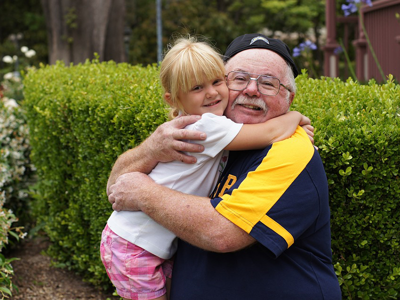 5 ok, amiért az unokáknak nagyon fontos a nagyszülőkhöz való kötődés