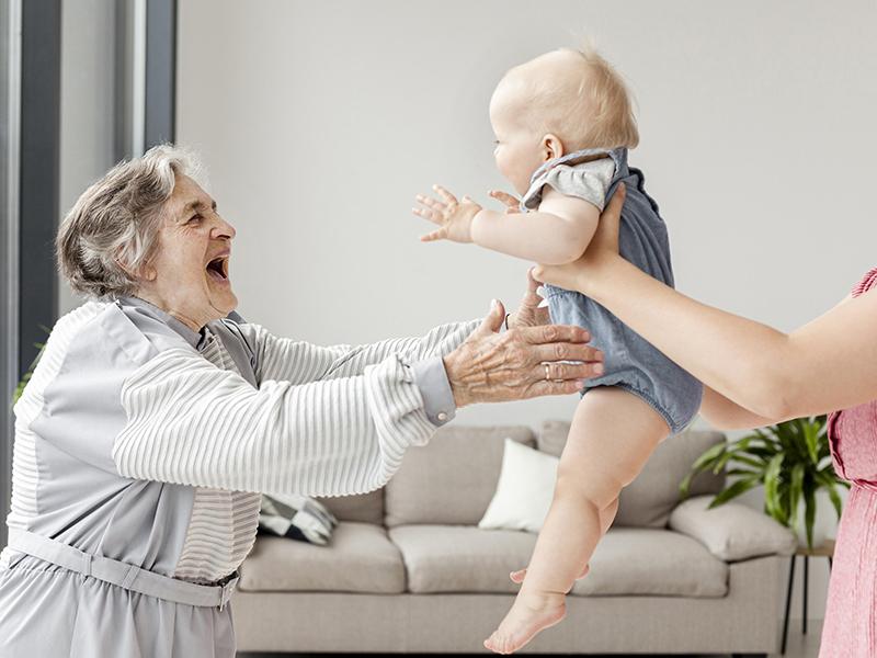 10 fontos tanács modern nagyszülőknek - Így lehet szuper a viszonyod az unokákkal és a szülőkkel