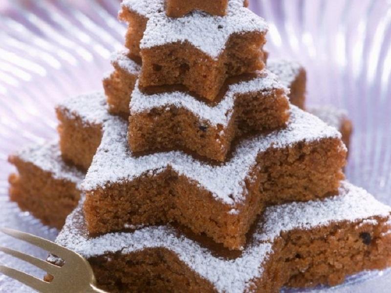 Karácsonyfa torta recept - illatos, csokis ünnepi sütemény