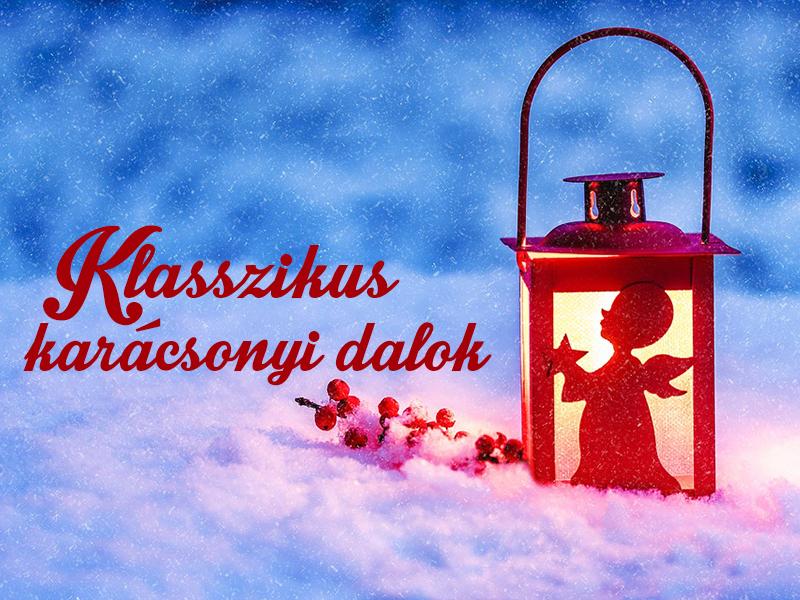 5 klasszikus karácsonyi dal, amit te is sokat énekeltél kicsi korodban - Tanítsd meg most az unokádnak is!