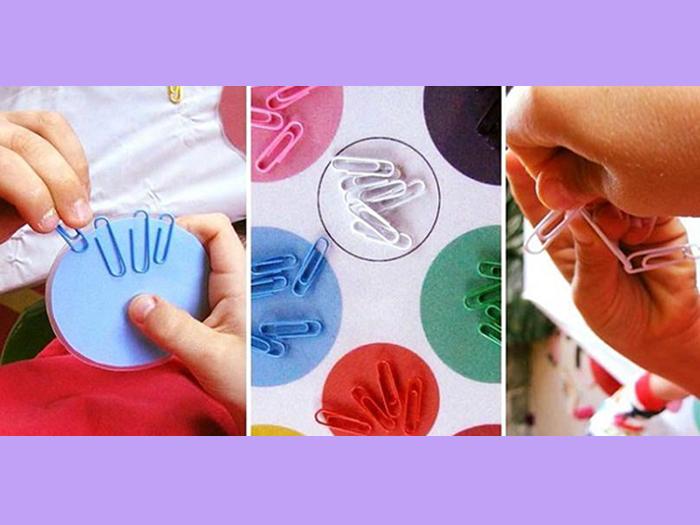 10 filléres, de kreatív játék házilag, ami fejleszti a gyerek kézügyességét, finommotorikáját - Játékok nem csak esős időre!