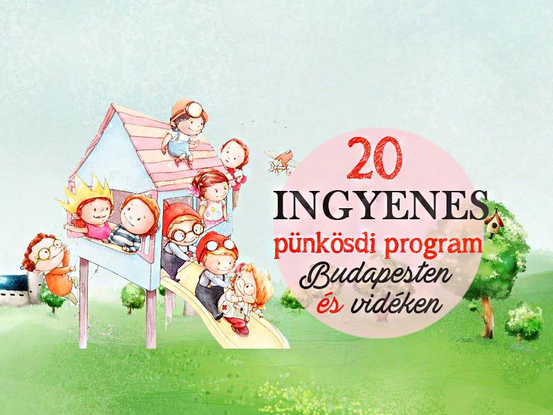 Pünkösdi programok 2017: 20 szuper családi program Budapesten és vidéken, amit imádni fognak a gyerekek