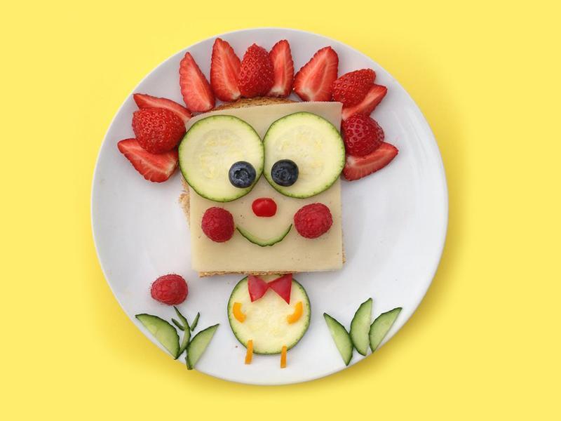 21 vidám étel ötlet gyerekeknek, fotókkal - Reggelire, uzsonnára vagy gyerekzsúrra is tökéletes