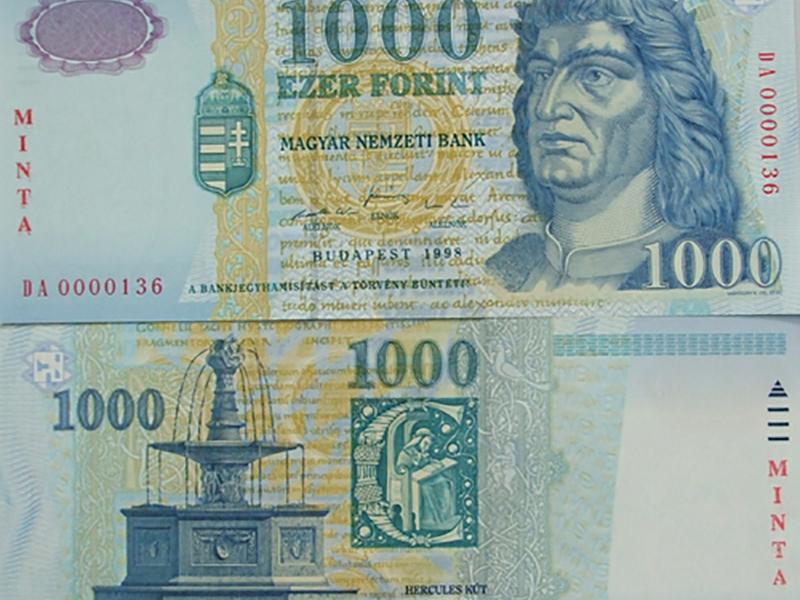 Megújul az ezer forintos bankjegy! - Hogyan néz ki az új ezres? Meddig lehet fizetni a régi ezressel?