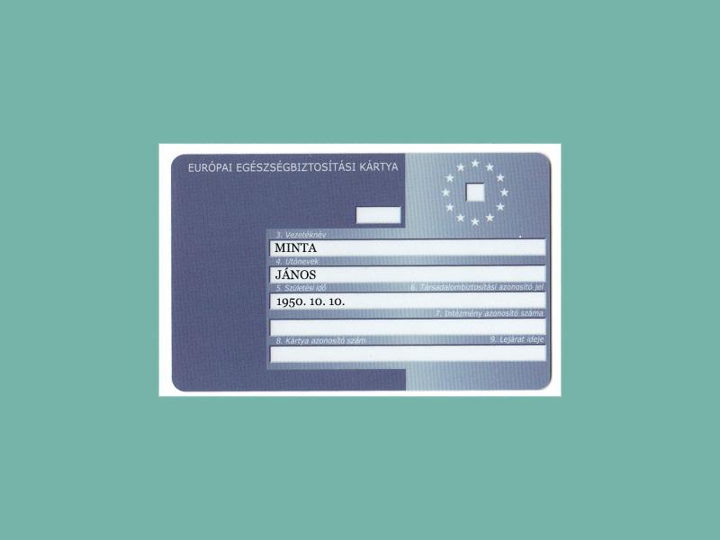 EU-kártya: szükséged lesz rá, ha külföldön megbetegszel és kezelésre szorulsz! - Igénylése, felhasználása, egyéb tudnivalók