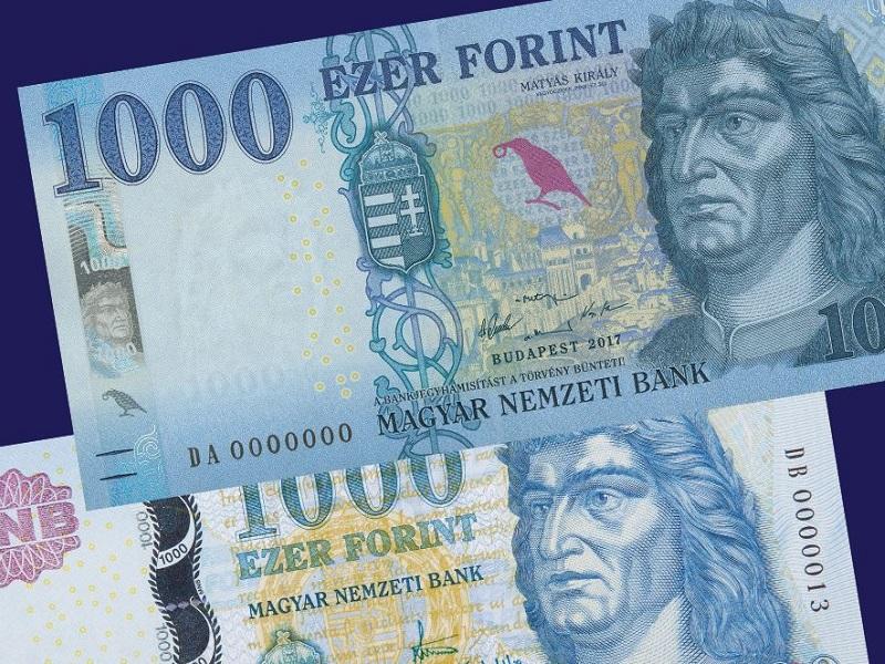 Így néz ki az új ezres! Meddig fizethetsz a régi 1000 forintos bankjeggyel?