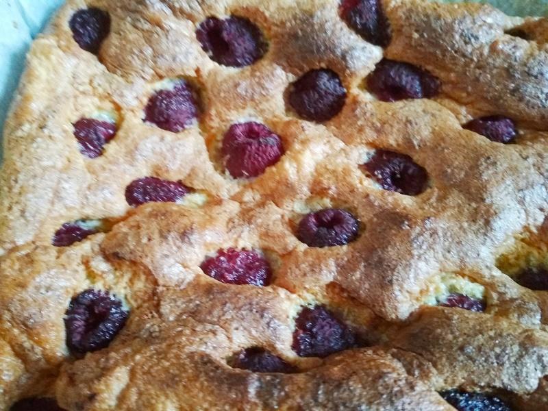 Málnás-kókuszos pillesüti recept - Lisztmentes, könnyű sütemény meleg nyári napokra
