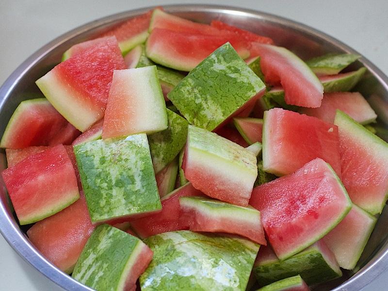 Dinnyehéj-lekvár, kandírozott dinnyehéj és más finomságok a görögdinnye héjából - 5 szuper receptötlet