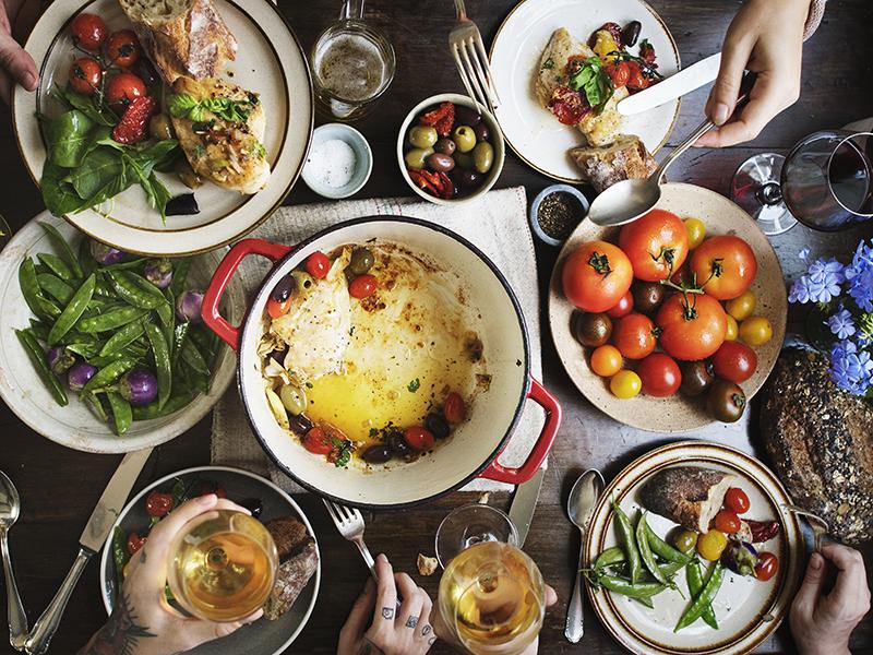 Jó a depresszió, magas vérnyomás, 2-es típusú diabétesz ellen - Ezért kövesd te is a mediterrán étrendet!