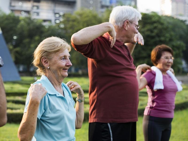 Ezért fontos a rendszeres mozgás idősebb korban is! - Még a hallásodra is hatással lehet