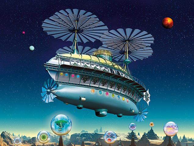 Varázslatos világűr - Csillagközi kaland: Izgalmas kiállítás és játék a Vajdahunyadvárban