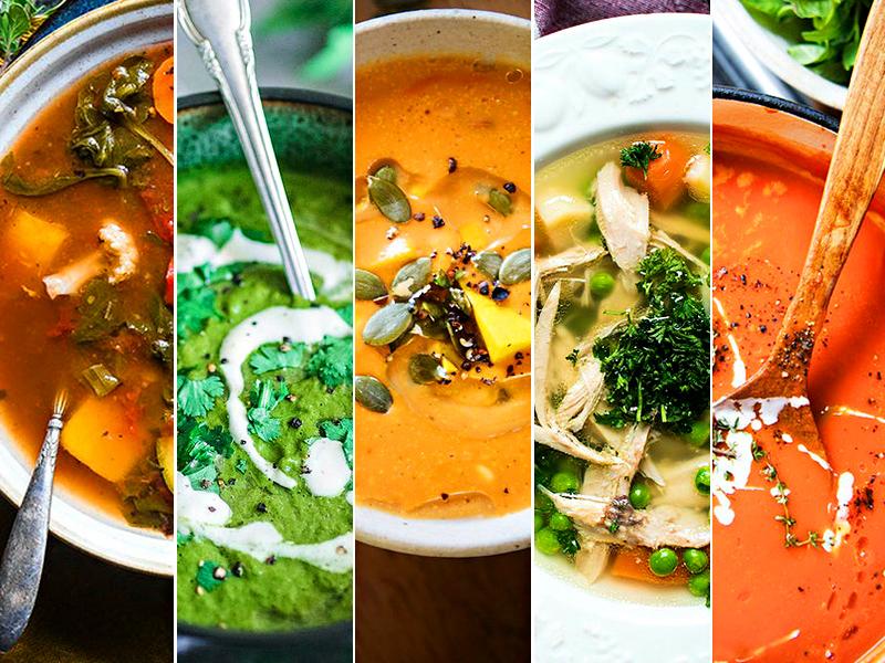 Ezért fogyassz rendszeresen levest! - Levesfogyasztás élettani hatásai, levesfőzési fortélyok, levesek a diétában, levespor veszélyei