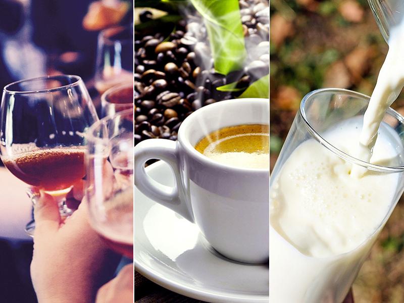 Rák kialakulásának okai: Így befolyásolja az alkohol, a kávé és a tejtermékek fogyasztása a rák kockázatát