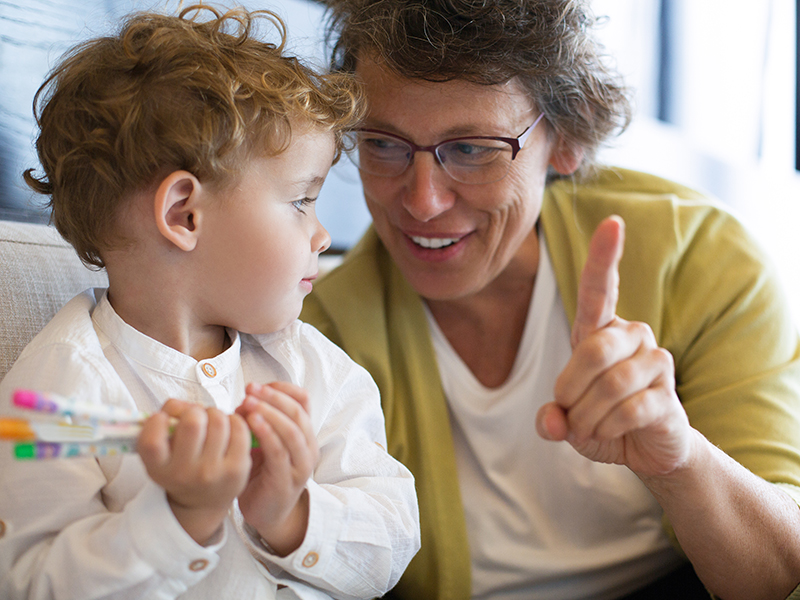 El lehet rontani az unokát a szeretettel?